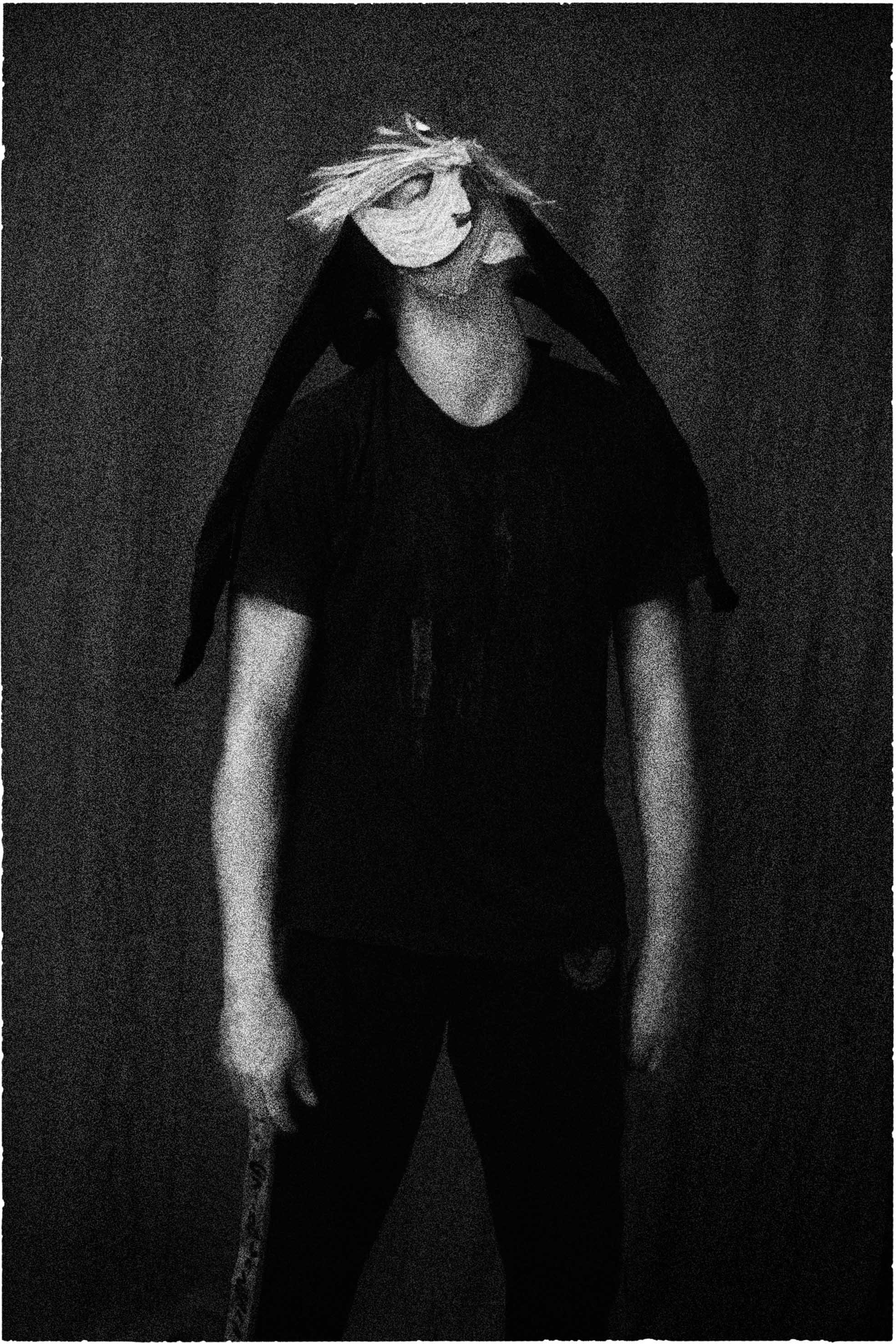 Nathalie Baetens, Le hibou, 2014 Copyright Nathalie Baetens, avec l'aimable autorisation de Galerie L'œil pense